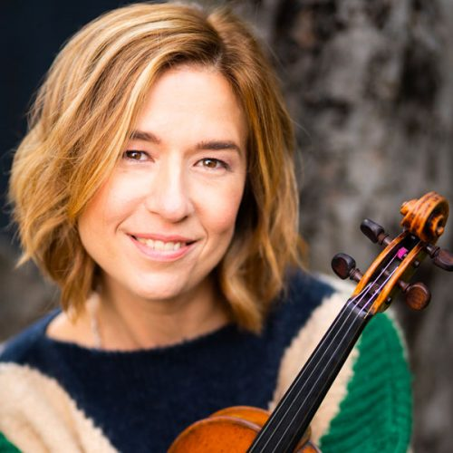 Erika Raum Violinist Meet The Artist